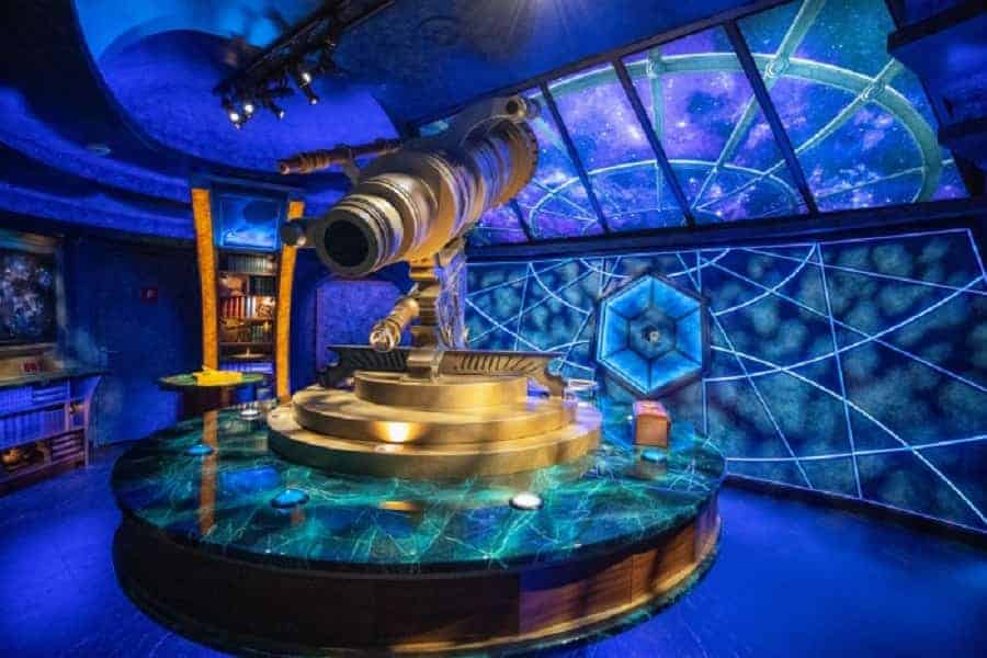 Observatorium on the Navigator of the Seas