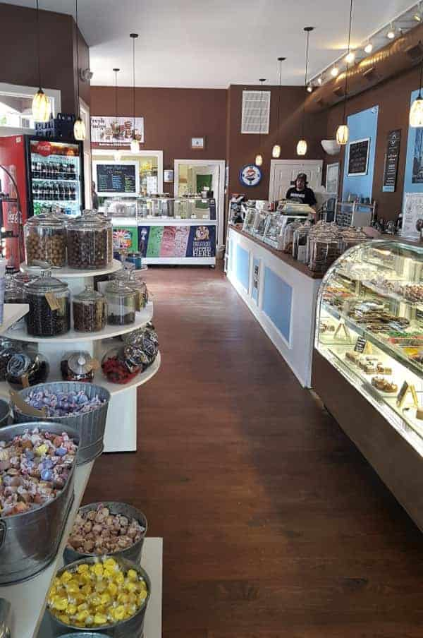Bear City Fudge Companyin New Bern