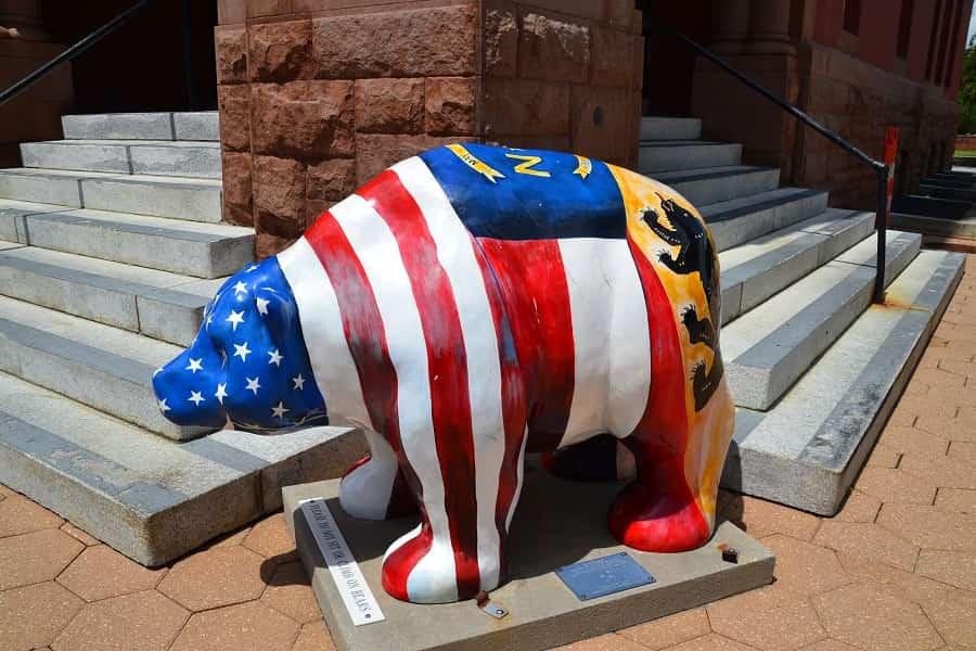 New Bern NC Bears