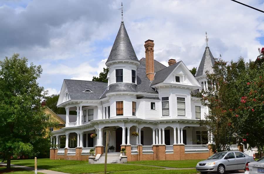 Blades house in New Bern, NC