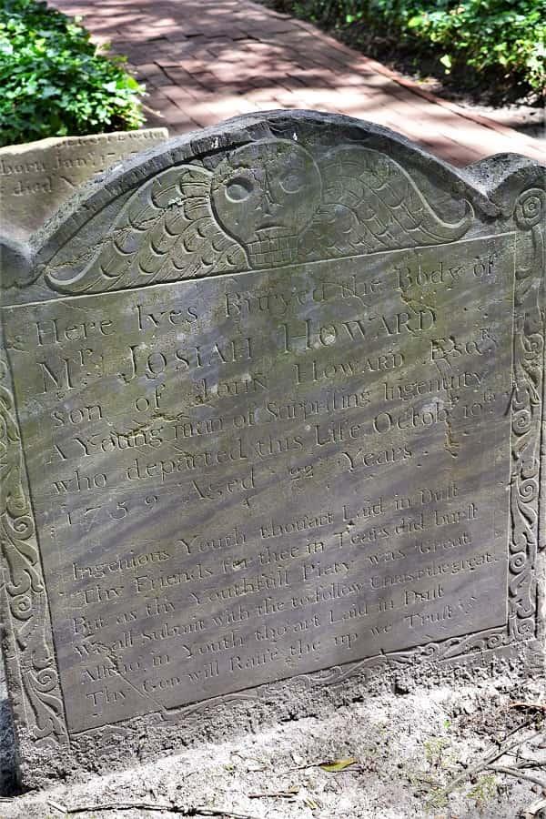 Episcopal Church Cemetery New Bern