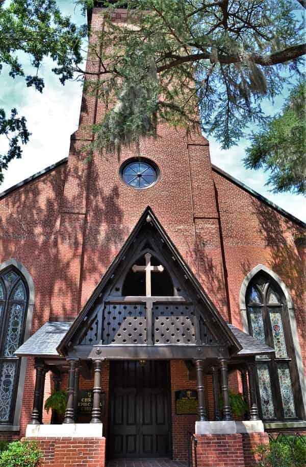 Episcopal Church in New Bern NC