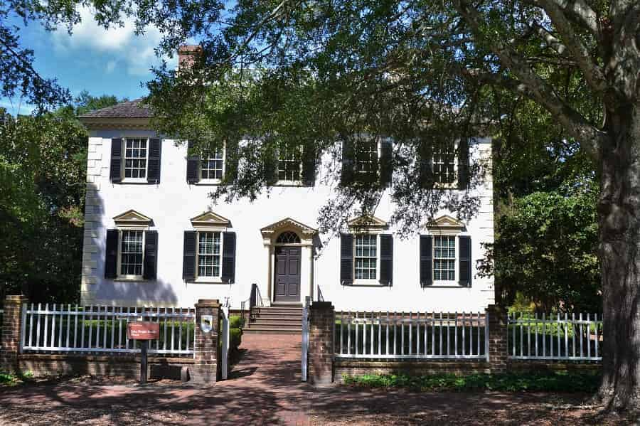 New Bern NC Stanly House