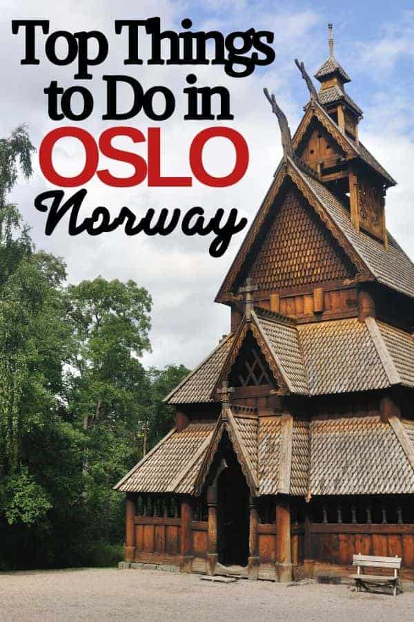 Top Things to Do in Oslo Norway