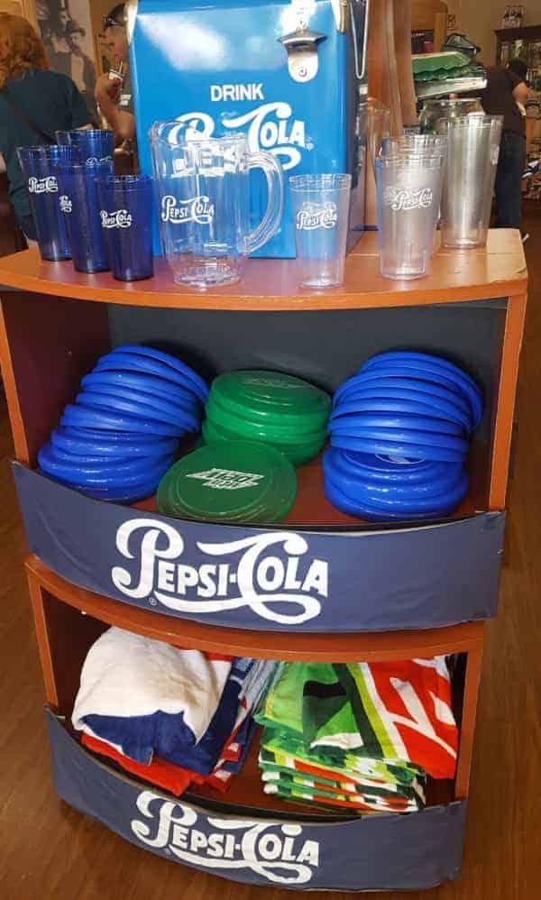 Pepsi Store in New Bern