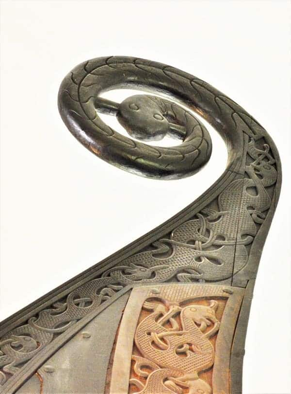Viking Ship Details
