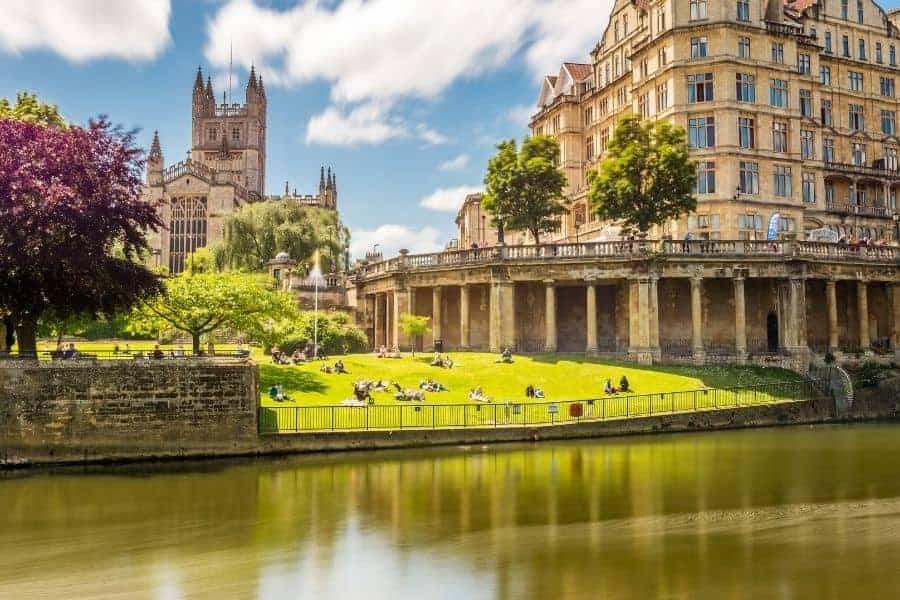 Visiting Bath England