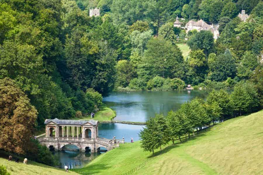 Prior Park Landscape Garden in Bath
