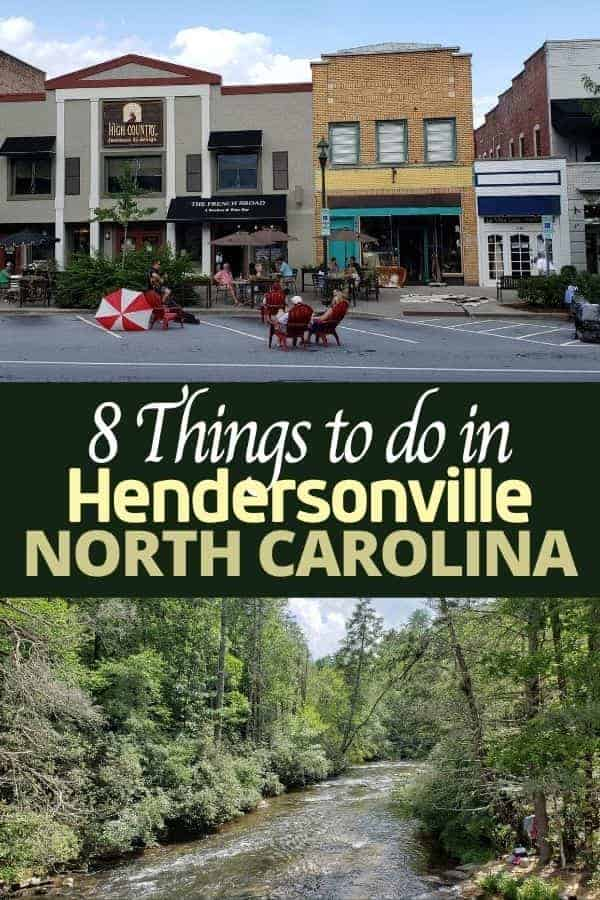 8 Popular Things to do in Hendersonville North Carolina