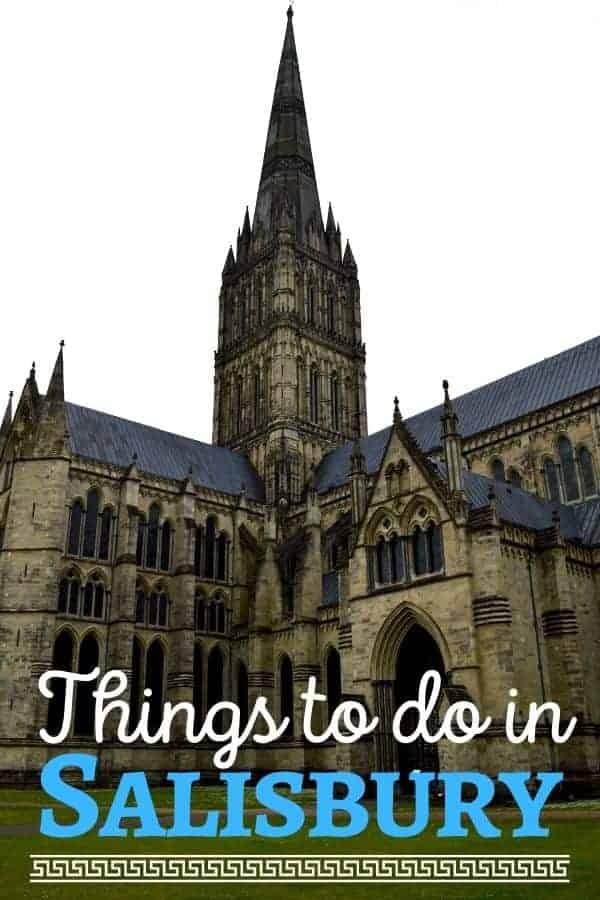 Things to do in Salisbury