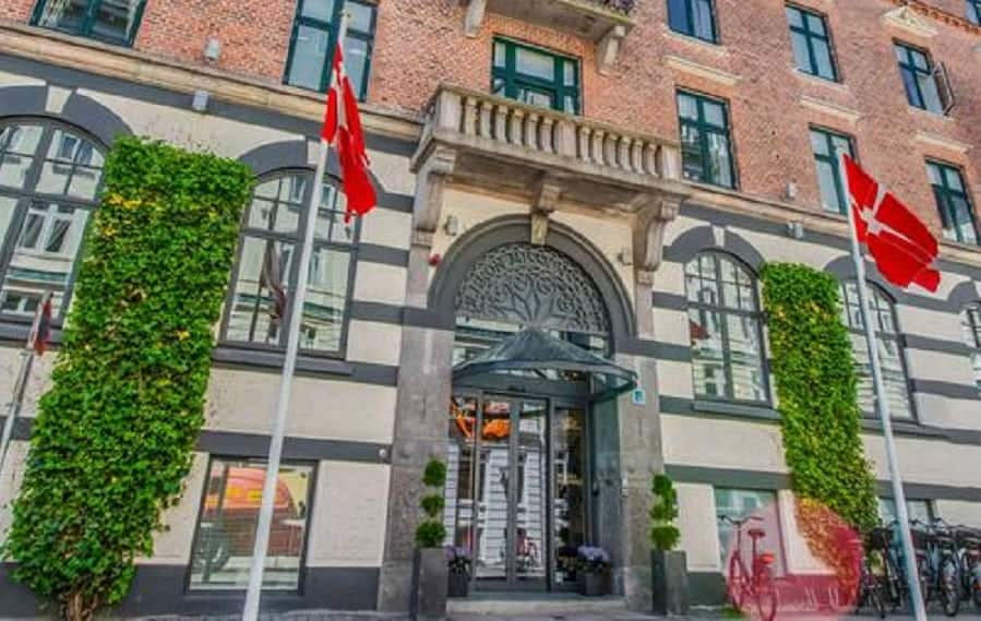 Hotel Hebron in Copenhagen