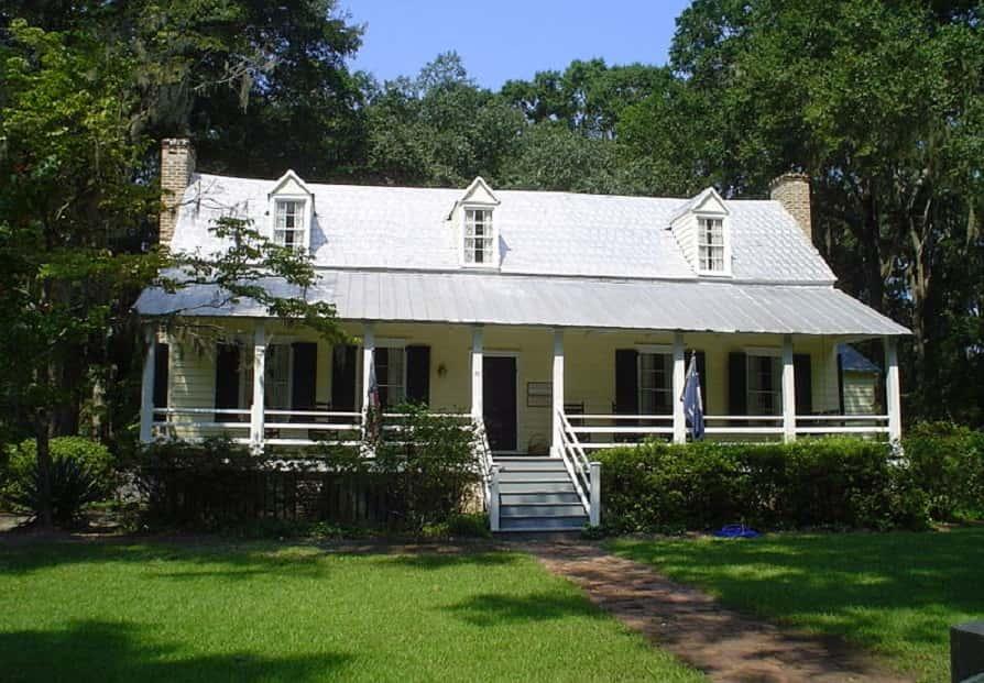 Heyward House in Bluffton