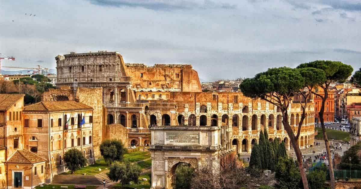 Rome Three Day Trip