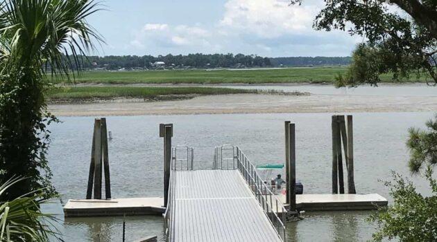 Bluffton South Carolina Boat Launch