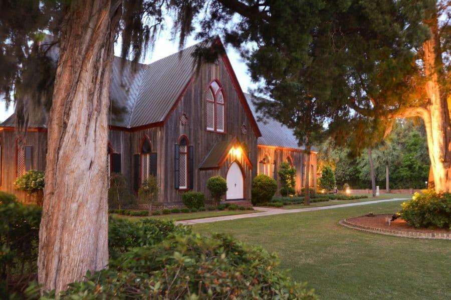 Bluffton Church