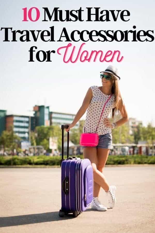 10 Best Travel Accessories for Women