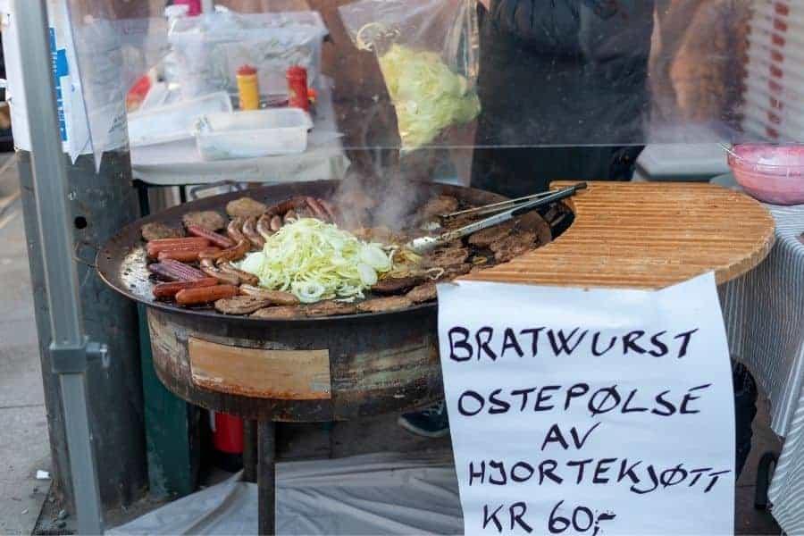Norwegian Hotdogs