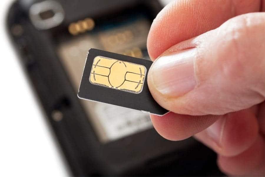 SIMS card