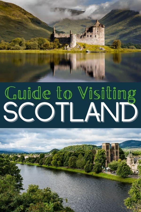 Guide to Visiting Scotland
