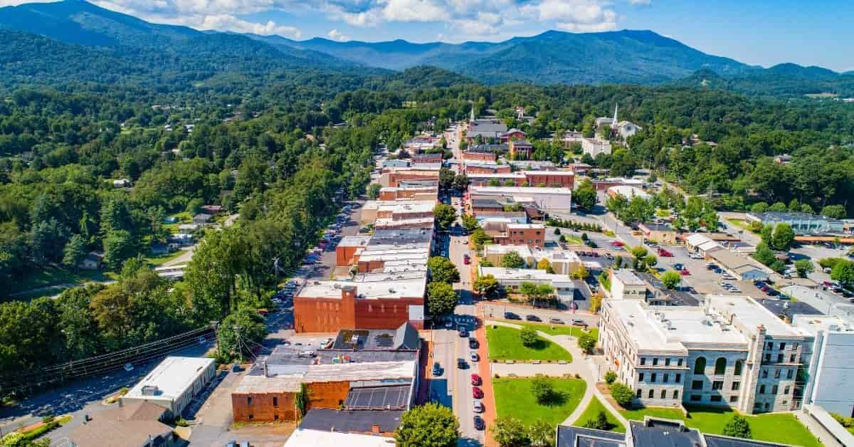 Things to do in Waynesville NC