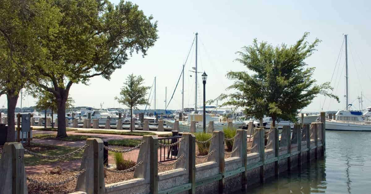 Things to do in Beaufort SC