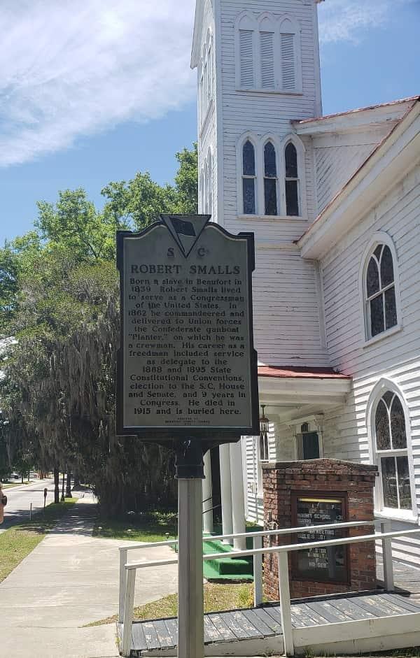 Beaufort SC Tabernacle Church