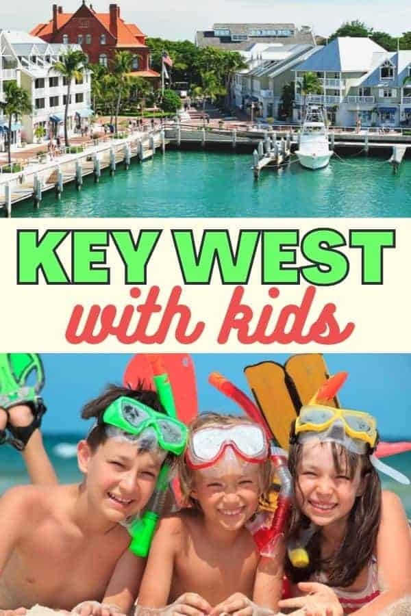 Best Things to Do in Key West with Kids