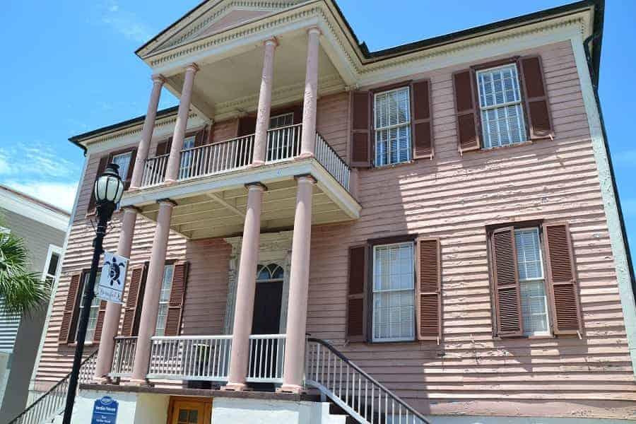 Verdier House in Beaufort
