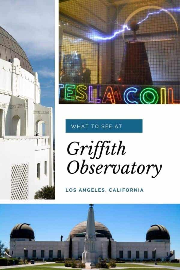 What to do at Griffith Observatory