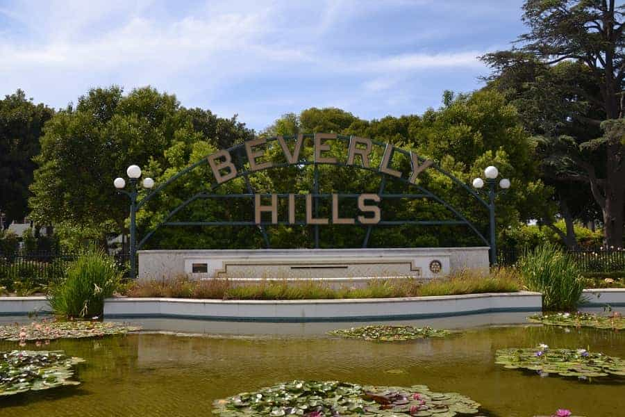 Beverly Hills Garden Park