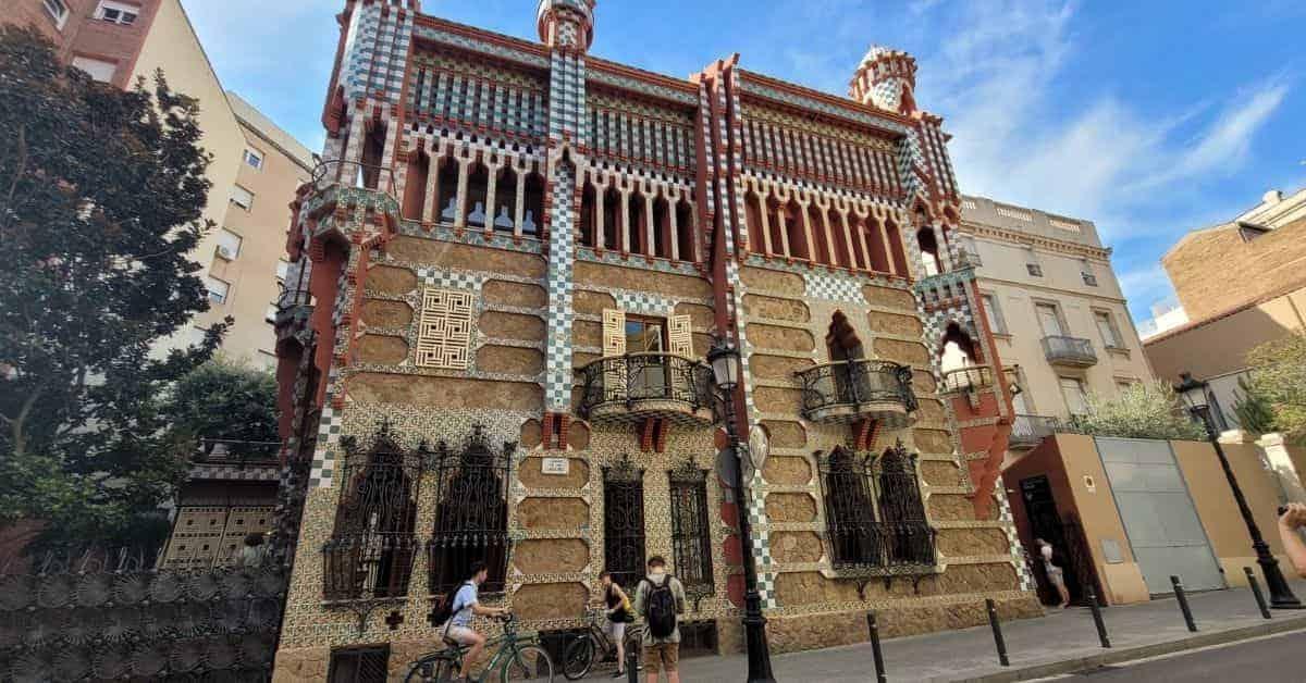 Barcelona Casa Vicens