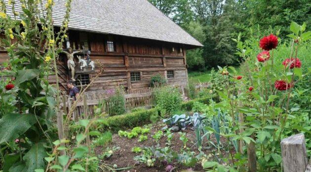 Black Forest Museum Garden
